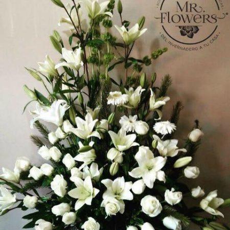 Arreglos Florales Con Lilis