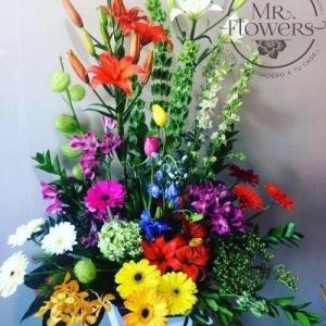 Arreglo Floral Amor de Primavera