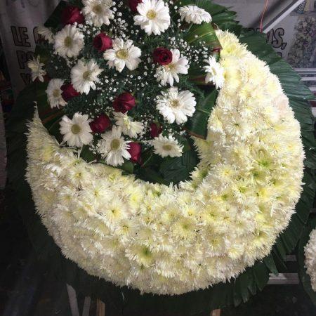 Corona Fúnebre Chica